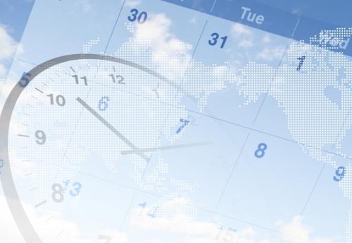 時間とカレンダー